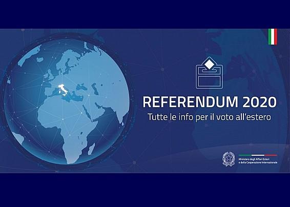 Speciale Referendum Costituzionale 2020