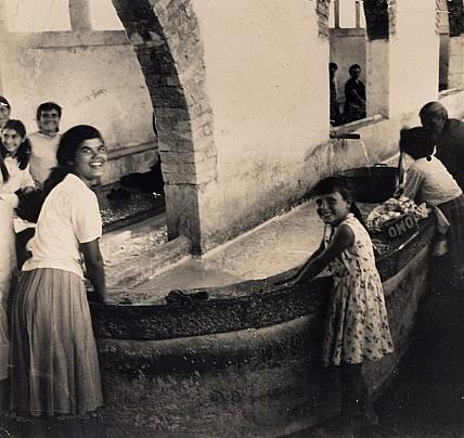 lavatoio 1954