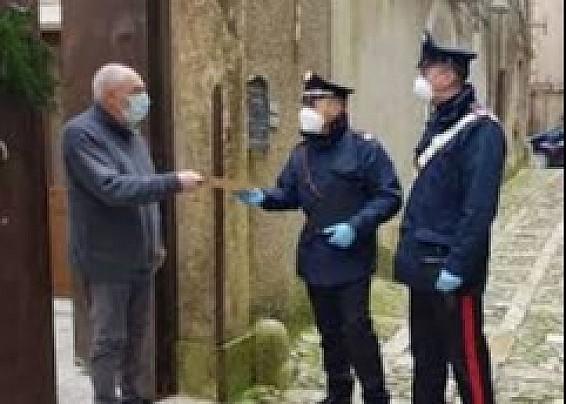 Pensione: accordo Poste-Carabinieri per consegnarla a domicilio