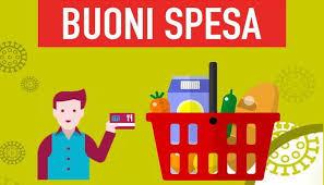 NUOVO BANDO - BUONI SPESA ALIMENTARI D.G.R. Lazio n. 138 del 31.03.2020.
