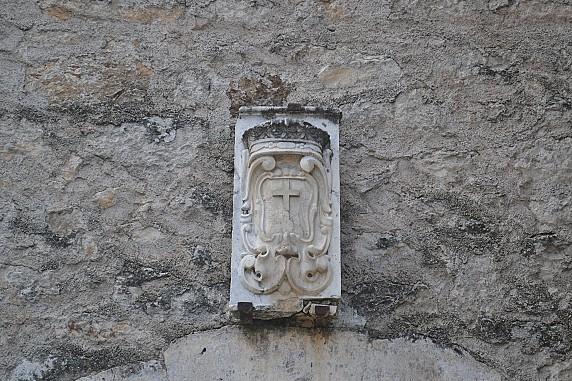 stemma del convento di santa maria