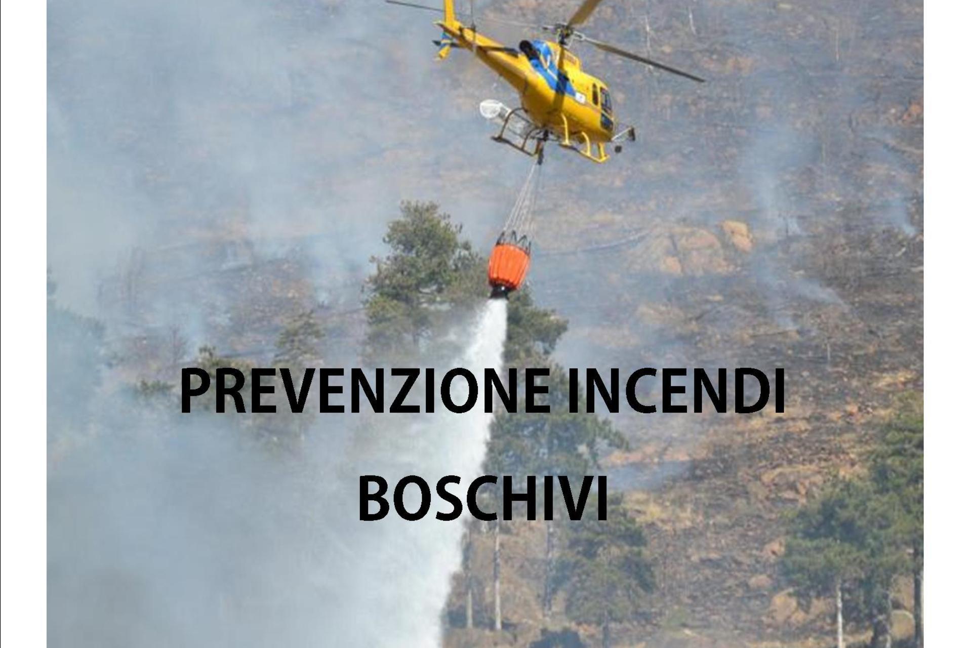 Ordinanza n.16 del 25-05-2020 - Norme per la prevenzione incendi e pulizia fondi incolti.