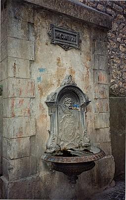 Fontana del soldato ignoto Bonanni Luciano