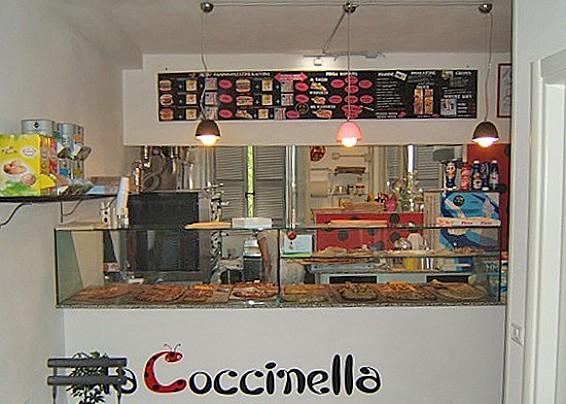 Pizzeria La Coccinella