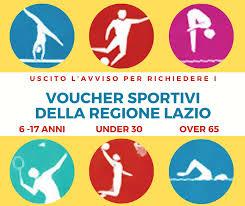 """Progetto """"TALENTO&TENACIA SPORT NETWORK LAZIO"""" . Avviso pubblico per la concessione dei """"Buoni Sport"""" e dei """"Voucher Sportivi""""."""