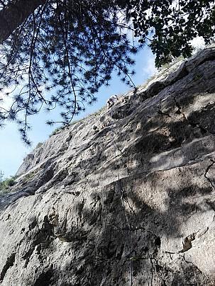 arrampicata a celano