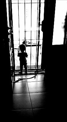 CARANZANO V. La voglia dei bimbi di uscire