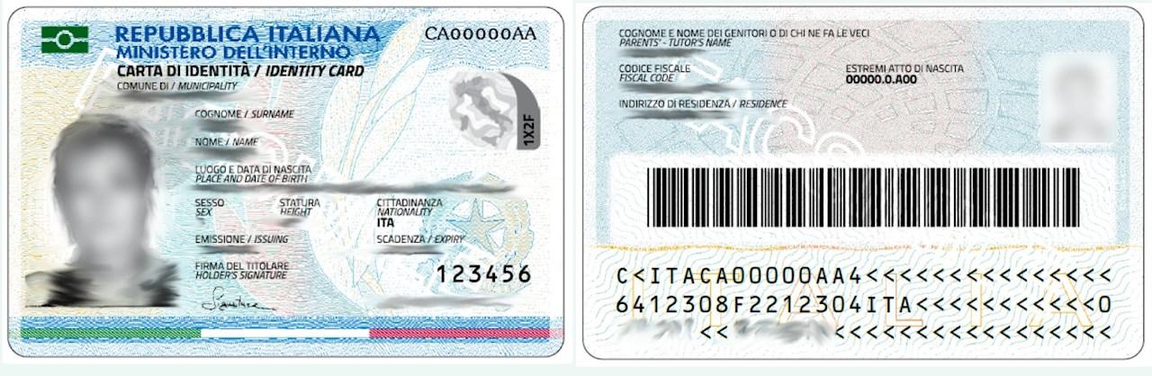 Carta d\'Identità Elettronica (CIE)   Comune di Mondolfo