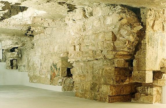 Area archeologica presso Santuario Madonna d'Iberna