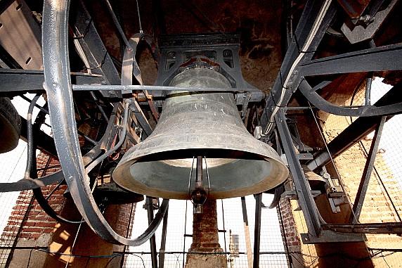 Palazzolo campana torre scaligera