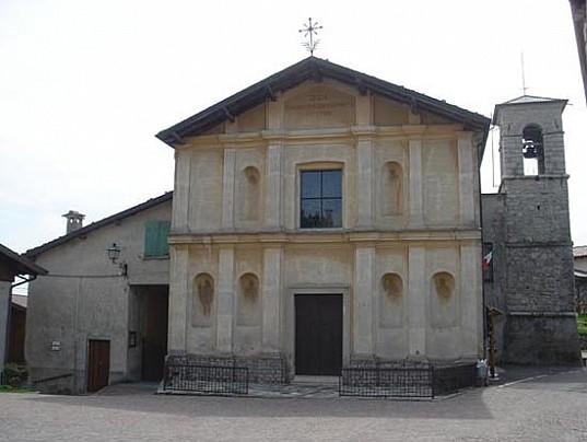 Fraz. GANDA Chiesa
