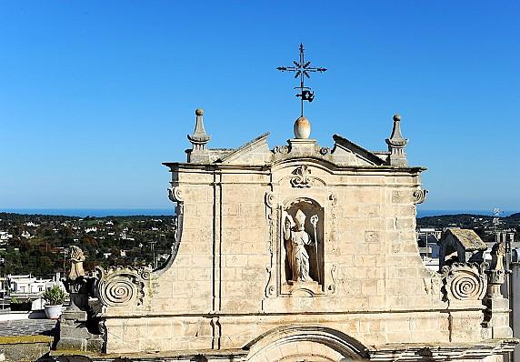 Chiesa di San Cataldo - particolare