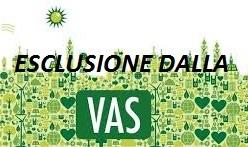 DECRETO DELLA AUTORITA' COMPETENTE DI ESCLUSIONE DELLA VAS DELLA VAR. 2 AL PGT