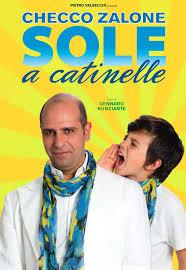 """02/08/2020 - RINVIO FILM """"SOLE A CATINELLE"""""""