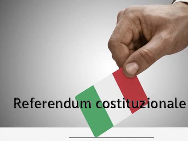 Convocazione dei Comizi Referendum Costituzionale