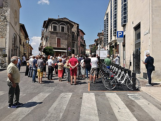 inaugurazione e-bike