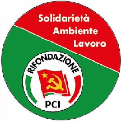 Logo lista: Rifondazione PCI