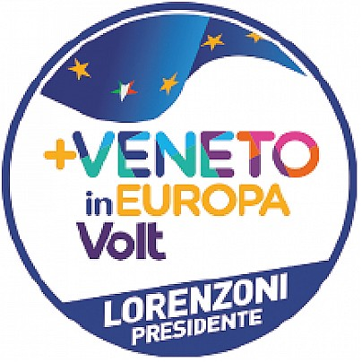 Logo lista: Veneto in Europa