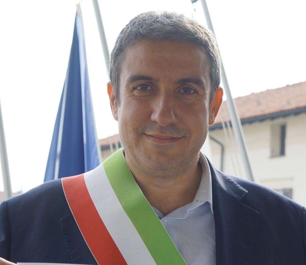 Sindaco Marco Ballarini
