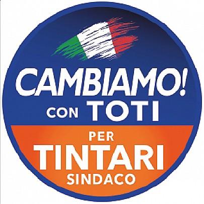 Logo lista: CAMBIAMO CON TOTI
