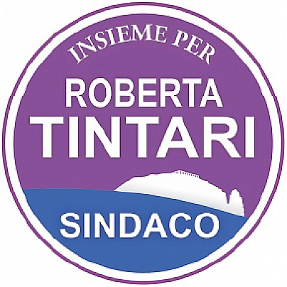 Logo lista: INSIEME PER ROBERTA TINTARI SINDACO