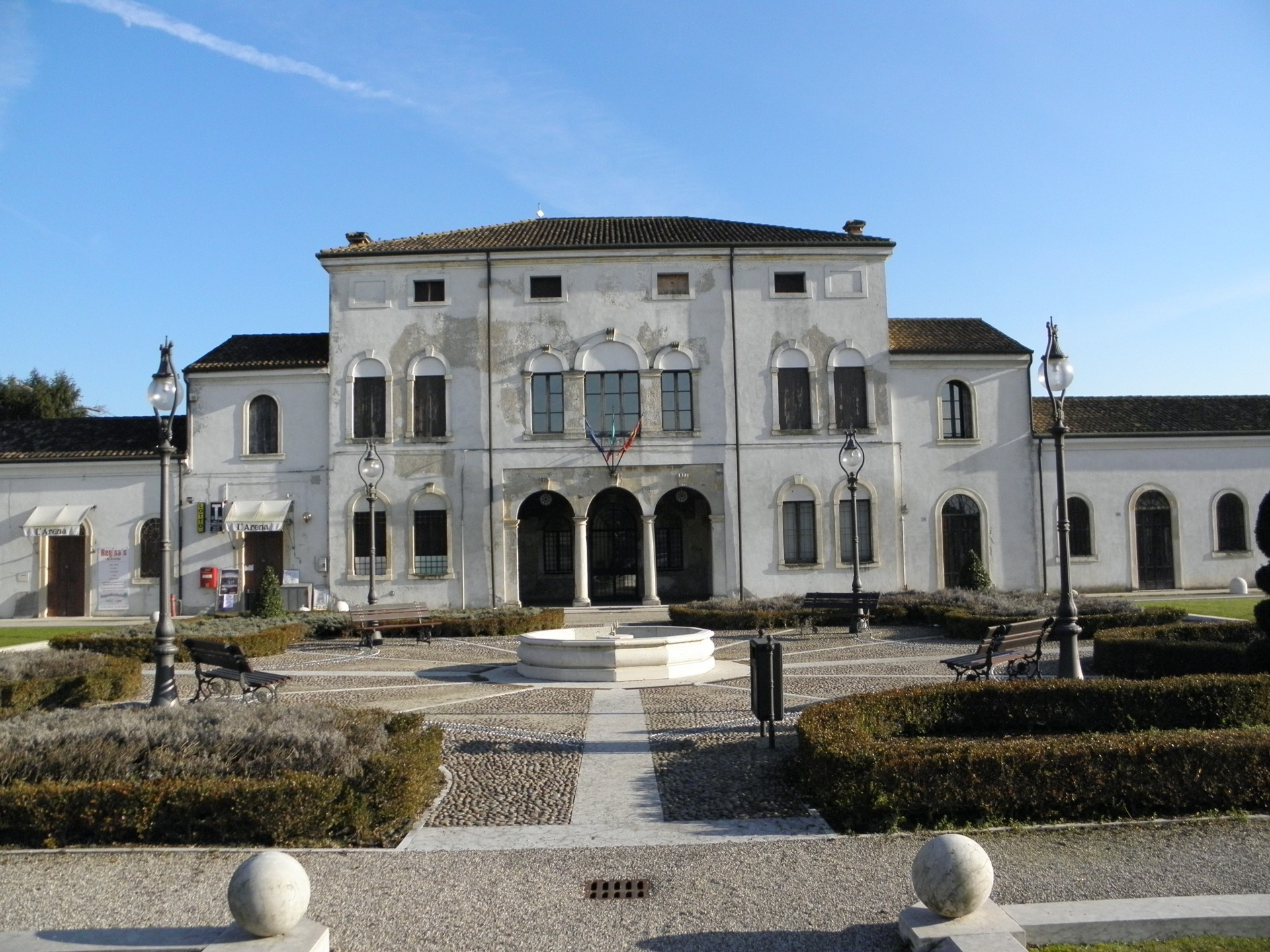 San Pietro Di Legnago Verona il paese oggi | comune di san pietro di morubio
