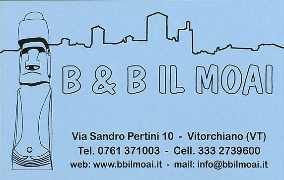 B&B IL MOAI