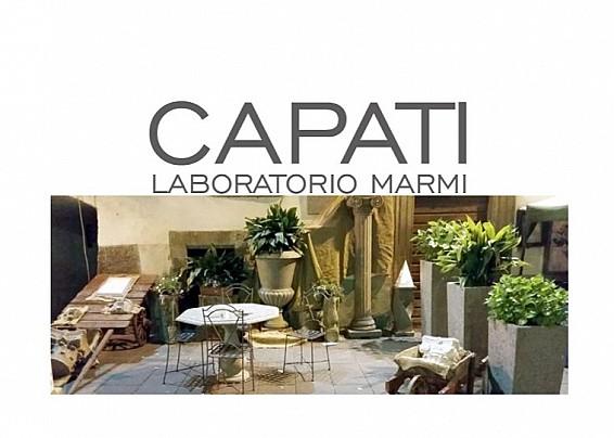 Capati Marmi - Laboratorio Marmi arredo interno, esterno e lavori cimiteriali - AIR VITORCHIANO