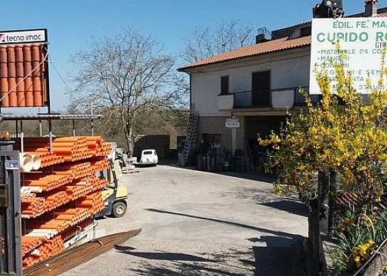 Cupido Giorgio Edil.Fe.Ma. Sas - Rivendita di materiali edili, ferramenta e prodotti per l'Agricoltura - AIR VITORCHIANO