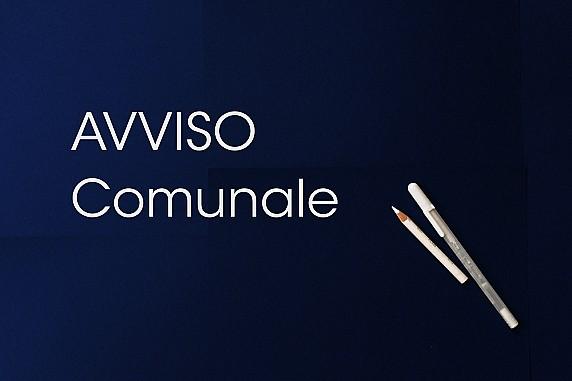 Avviso del 22/10/2020 - EMERGENZA CORONAVIRUS - Accesso agli Uffici Comunali