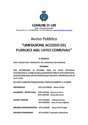AVVISO AL PUBBLICO DEL 26 ottobre_page-0001