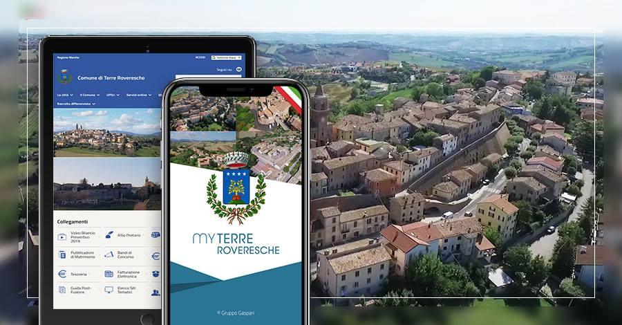MY CITY - PIATTAFORMA DI COMUNICAZIONE INTEGRATA
