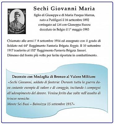 Sechi Giovanni Maria