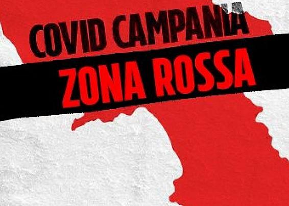 Coronavirus: Campania, dichiarata zona rossa