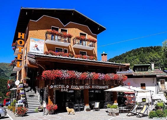 Hotel Edelweiss - Frabosa Soprana