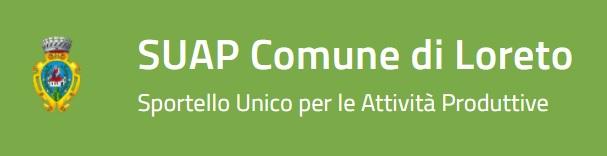 SUAP Comune di Loreto