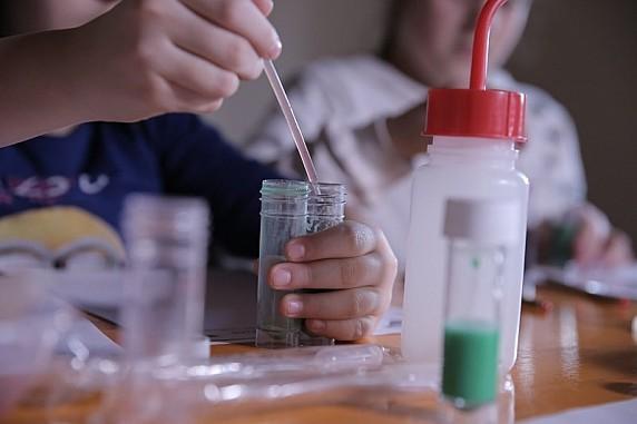 Laboratori al Museo