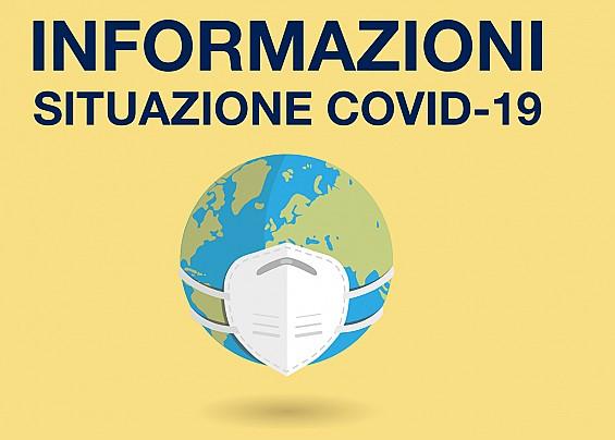 AGGIORNAMENTO SITUAZIONE COVID19 AL 31/12/2020