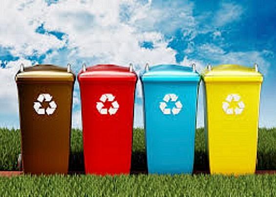 Regolamento e calendario per la raccolta rifiuti solidi urbani