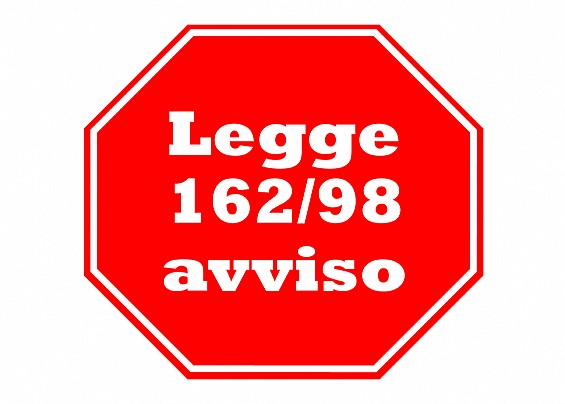 L.162/98 – ATTIVAZIONE NUOVI PIANI – PRESENTAZIONE DOMANDE