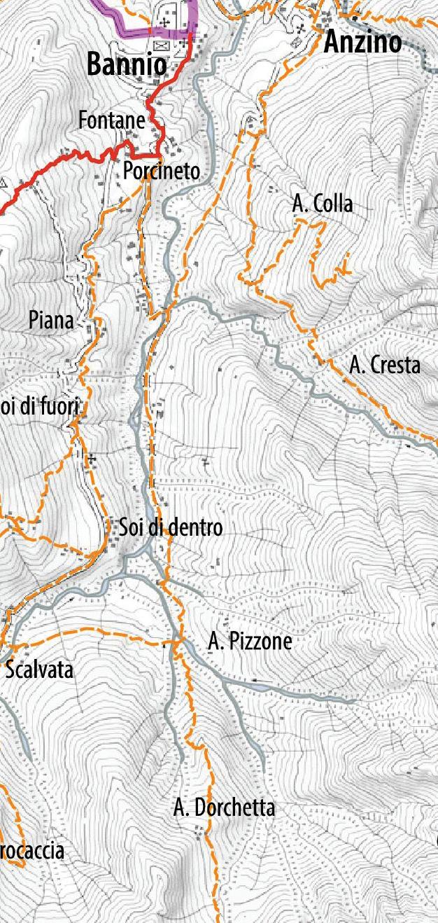 Bannio - Colle Dorchetta