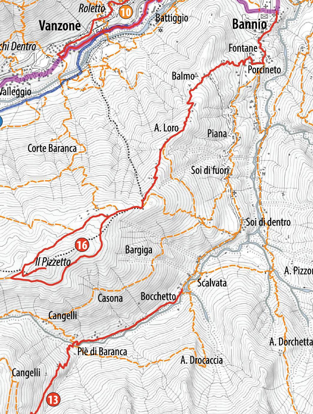 Bannio - Passo Baranca
