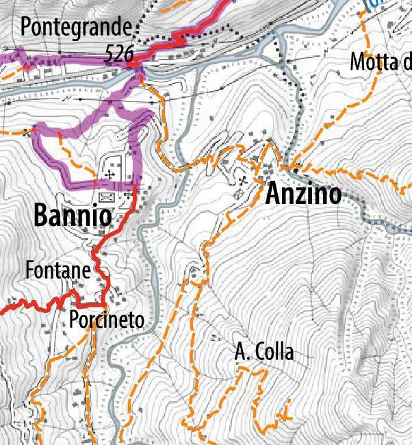 Pontegrande Bannio Anzino