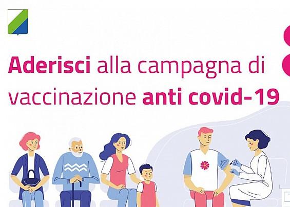 Avviso del 20/01/2021 - Manifestazione di interesse alla vaccinazione antiCovid-19