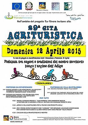 LOCANDINA EVENTO ORGANIZZATO PER IL GIORNO DOMENICA 12 APRILE 2015