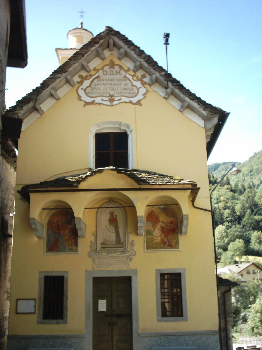 chiesa di pontegrande