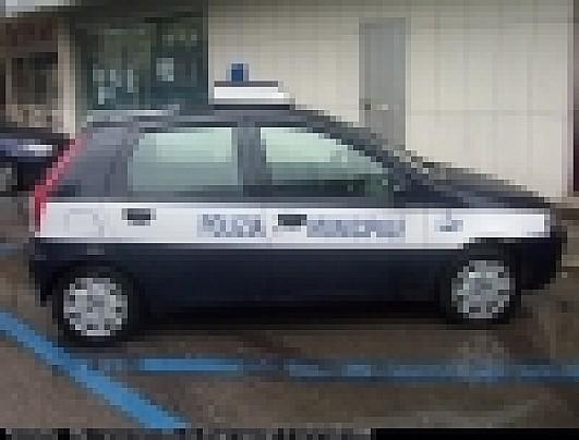 SERVIZIO DI POLIZIA LOCALE