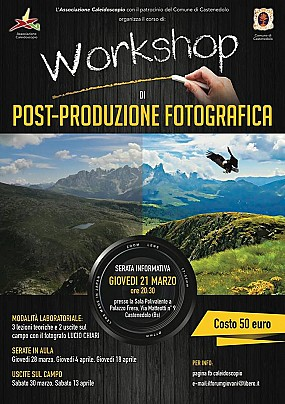 Produzione foto