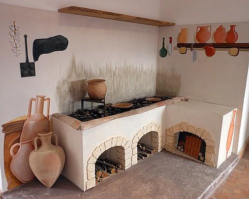 MuseoCivicoNorma_cucinaromana02