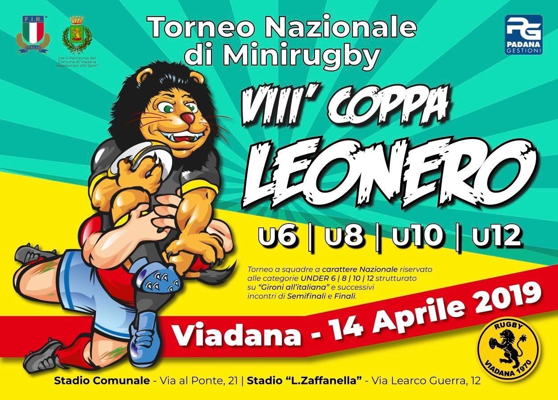 14/04/2019 - TORNEO NAZIONALE DI MINIRUGBY